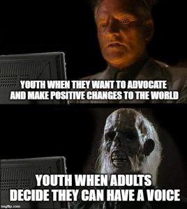 Aging Adult Meme