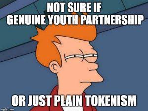 Tokenism Meme