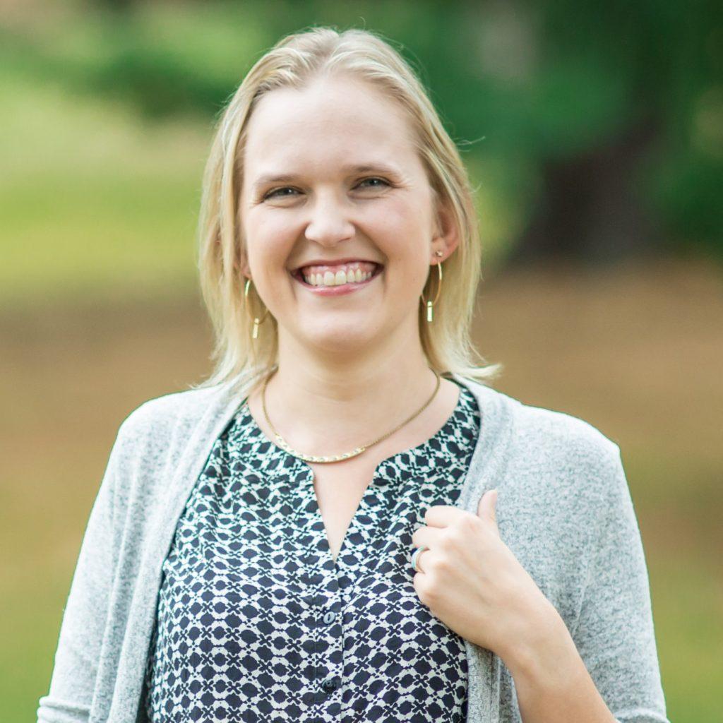 Johanna Bergan Headshot