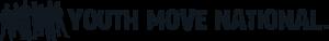 Youth Move National Logo Small Horizontal Black