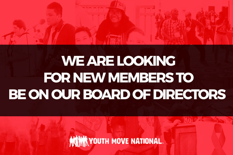 Board of Directors Recruitment Banner
