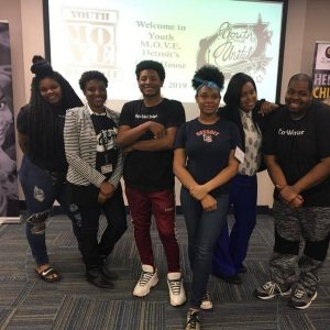 Youth MOVE Detroit Group