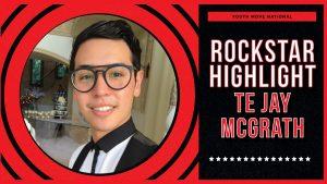 Rockstar Spotlight: Te Jay McGrath